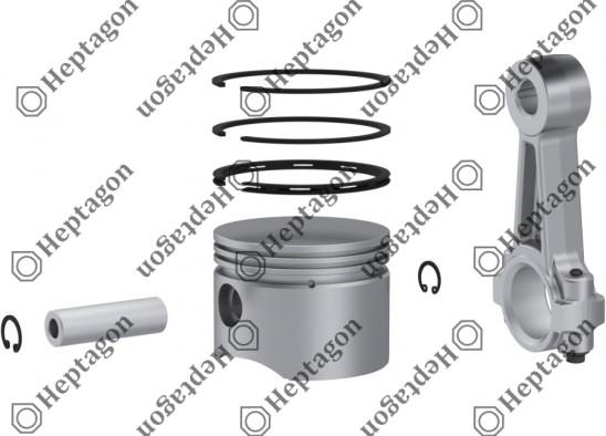 Connecting Rod & Piston / 9304 790 011