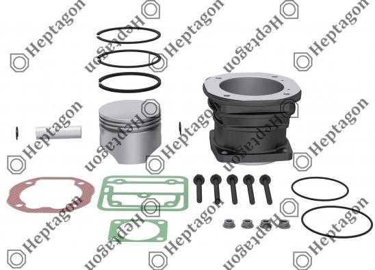 Cylinder Liner Set / 9304 830 009