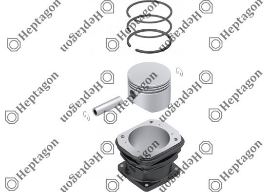 Cylinder Liner Set / 9304 830 023