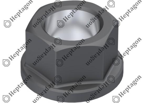 Nut / 9304 900 007 / 0029906650,  0029906650